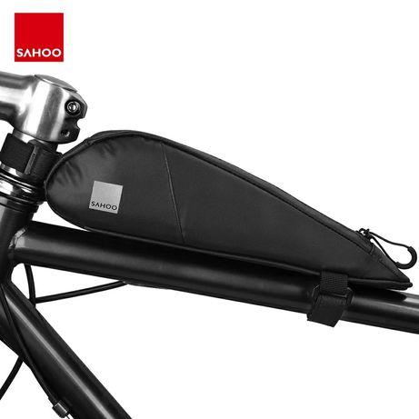 Torba 0,6L sahoo 122052 ramę ramy gravel bike packing bikepacking