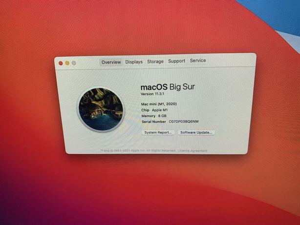 Apple Mac Mini М1 8gb 512ssd open box