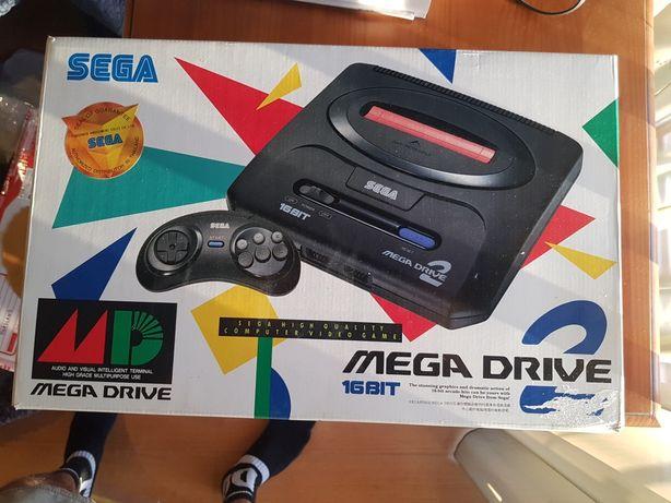 Sega Megadrive Asia-PAL NOVA