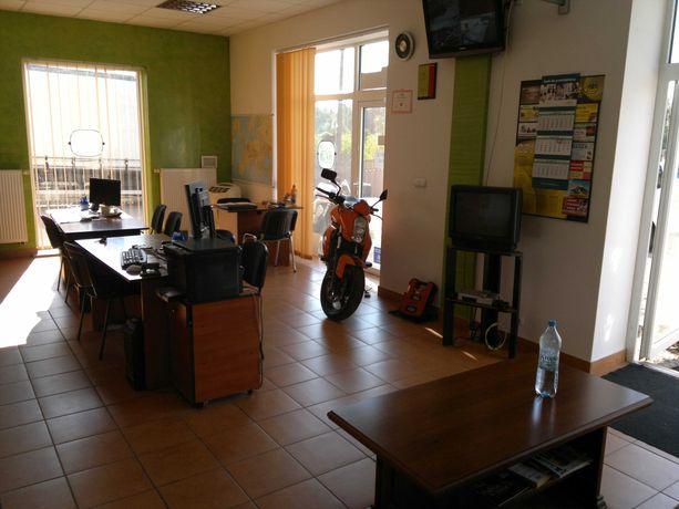 Biuro w Olkuszu przy Trasie