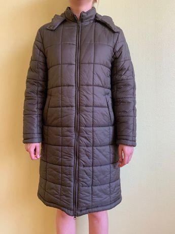 Женская длинная куртка WRANGLER ( ориг.) р 48 . Новая .