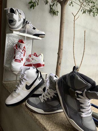 Sapatinhas Nike air Jordan