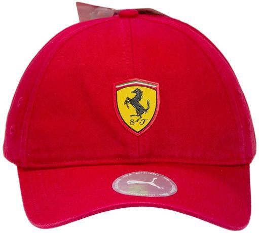 PUMA FERRARI czapka z daszkiem bejsbolówka