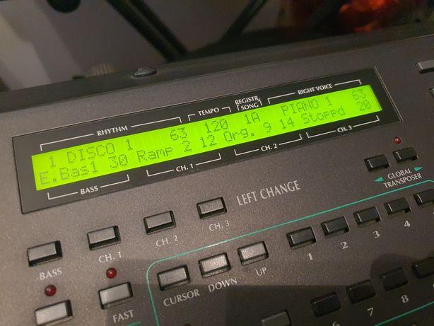 Instrument Solton MS5 / klawiatura MIDI