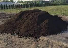 Czarnoziem ziemia ogrodowa
