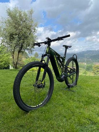 Bicicleta Eléctrica Cannondale CUJO NEO 130 4 Modelo de 2019