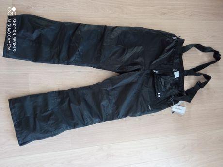 Spodnie narciarskie nowe czarne damskie rozmiar XL