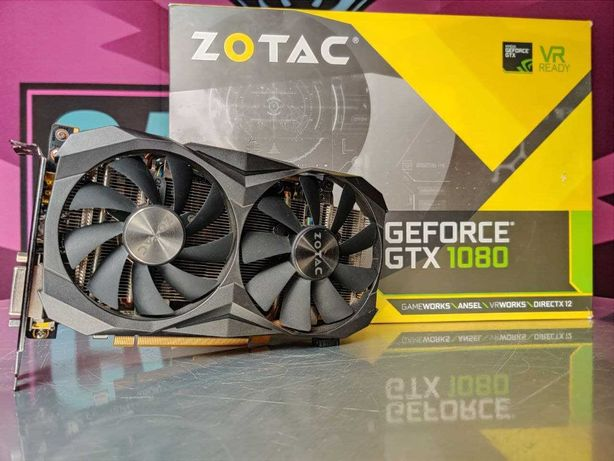 Nvidia GTX 1080 8 GB ZOTAC