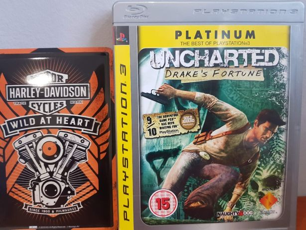 Ps3 Uncharted .