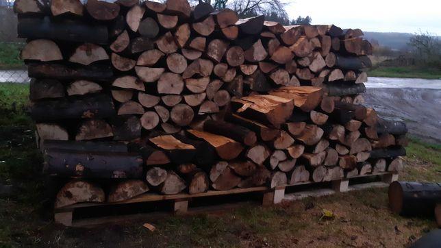 Drewno kominkowe - buk