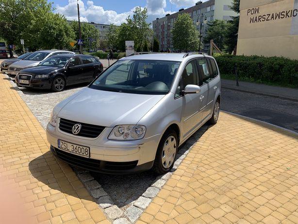 Volkswagen VW Touran 1.9 TDI 101, klimatronik, możliwa zamiana
