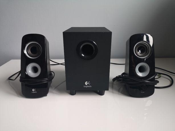 Głośniki Logitech Speaker System Z323