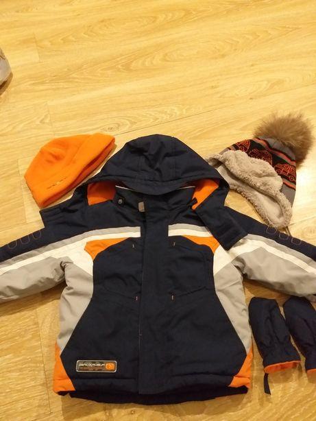 Зимняя термо курточка на мальчика!