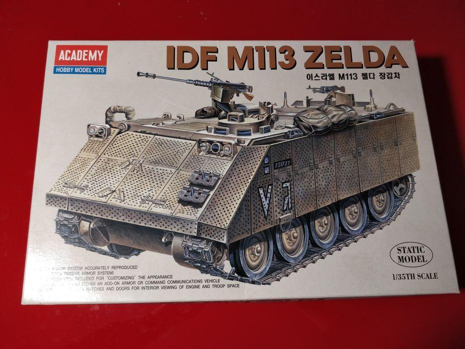 Miniatura Tanque IDF M113 Zelda Santo António dos Olivais - imagem 1