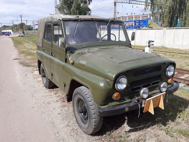 Продам УАЗ 469 на ходу