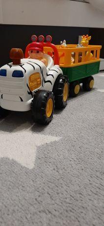 Traktor Safari dumel