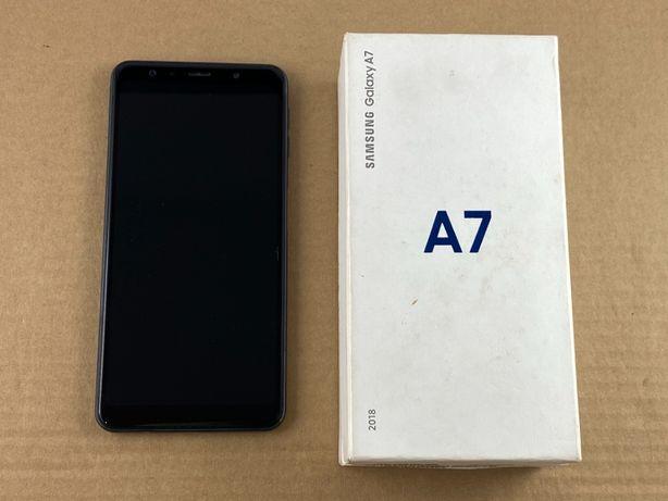 Samsung Galaxy A7 2018 DUOS A750FN 4GB/64GB Black RATY