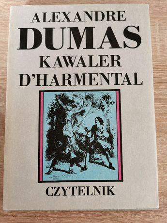 Kawaler D'Harmental - Alexandre Dumas