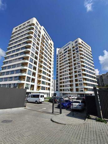 Двокімнатна квартира 83,1м2 + тераса, в Park Tower - вул.Стрийська, 86