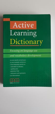 Active learning dictionary mmpublications słownik