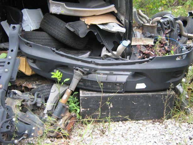 Mercedes Sprinter W 906 Lift zderzak