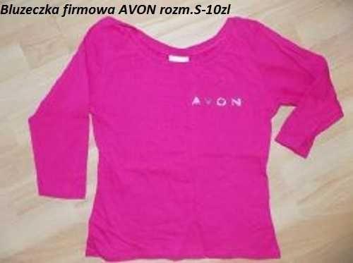 Bluzeczka Avon S