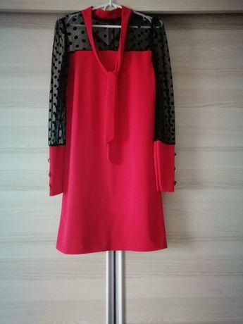Nowa sukienka czerwona