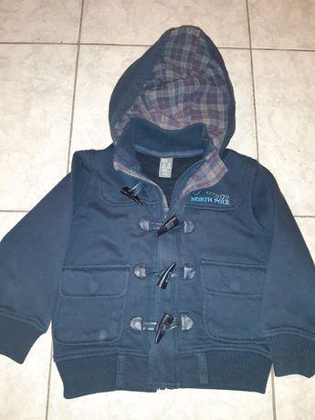 Bluza / kurtka chłopięca przejściowa bawełniana Zara rozmiar 98 cm