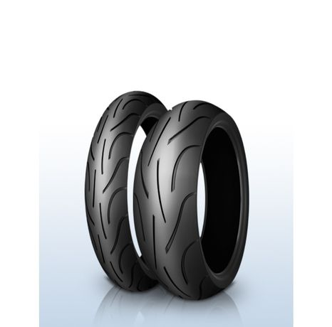 MICHELIN PILOT POWER 2CT 120/70ZR17 180/55ZR17 20r