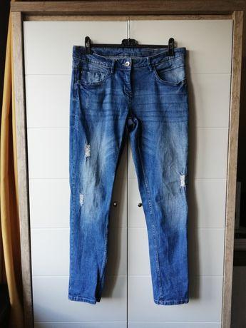 Jeansy Skinny L/XL