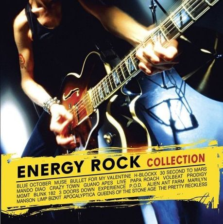 Energy Rock Collection (2 CD)