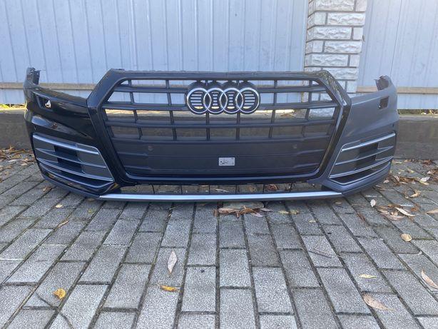 Audi q5 80A , ауди ку5 бампер простий ( не s line) В наявності!