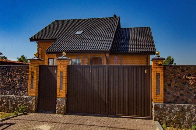 Продажа дома 290 кв.м. на участке 10 соток, в с. П.Борщаговка.
