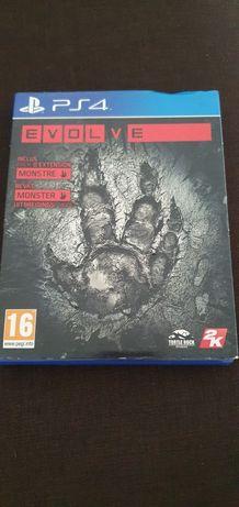 Evolve gra na PS4