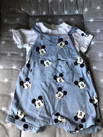 Komplet hm mickey mouse