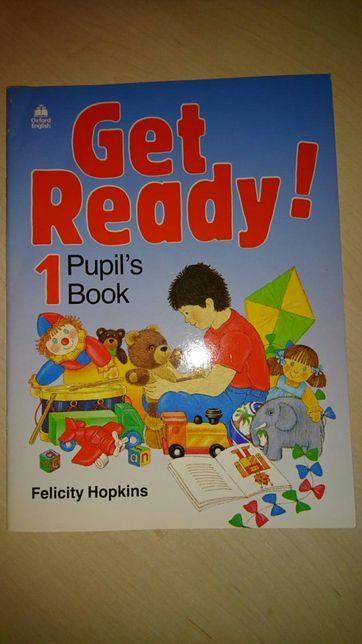 Набор Get ready! 1 Книга + тетрадь