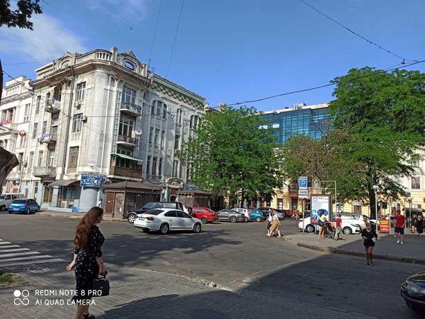 Продам квартиру в центре под ремонт. Греческая/Дерибасовская.2Т5