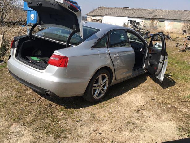 Кришка багажника, задній бампер Audi A6 C7