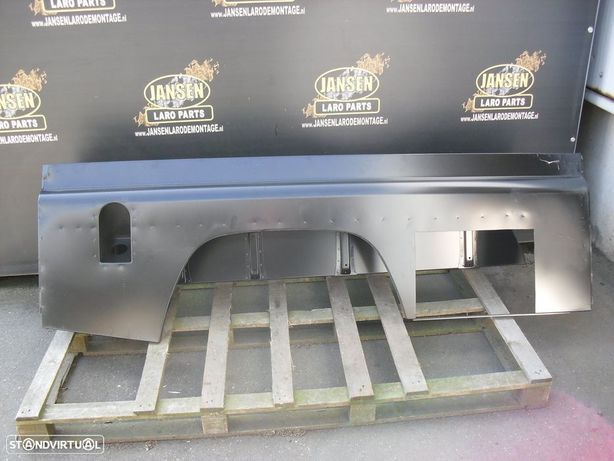 Land Rover DEFENDER 110 painel WOLF com caixa de ferramenta