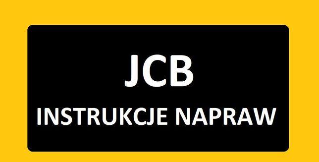 JCB WARSZTATOWE instrukcje napraw WSZYSTKIE modele