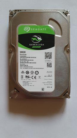 HDD Seagate barracuda 500 Gb