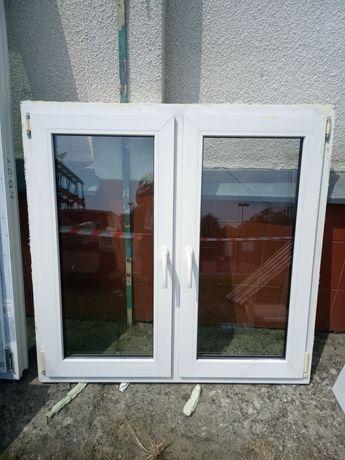 Okna plastikowe z demontażu 115x113. Lublin