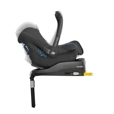 Cadeira auto + base Isofix Maxi-Cosi Group 0+