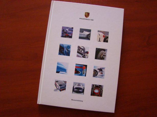 Porsche Museumskatalog. История автомобилей Порше