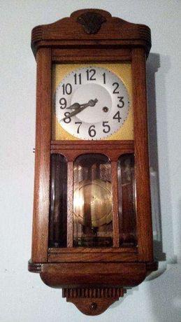 Часы настенные с боем HAU в идеале. 20тые годы