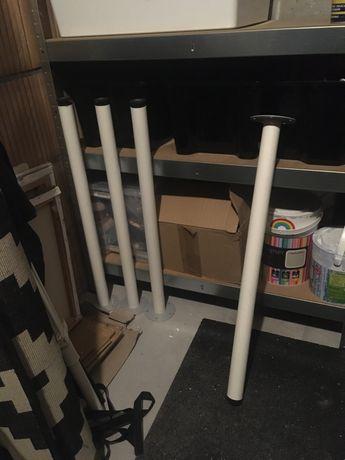 Nogi do biurka stołu IKEA ADILS