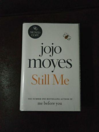 Jojo Moyes (Still Me) (autografado)