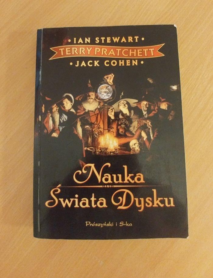 Terry Pratchett, Ian Stewart, Jack Cohen - Nauka Świata Dysku Warszawa - image 1