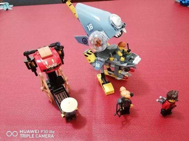 Lego Ninjago Movie set 70629