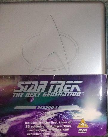 Star Trek the next generation temporada 1